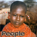 AFRICA PEOPLE PAGE